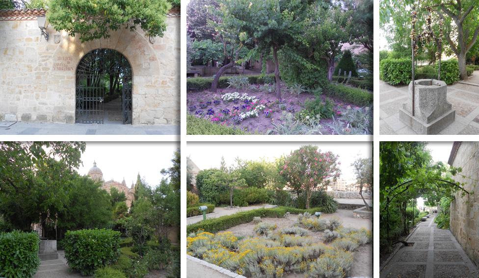 Lombrico garden for Jardines romanticos